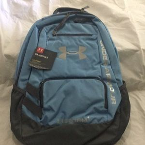 Under Armour backpack (university blue)